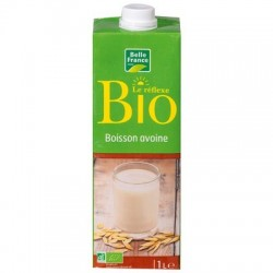 BOISS. AVOINE BIO BELLE FRANCE BRICK 1L
