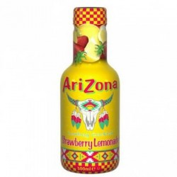 ARIZONA FRAISE PET 50 CL X 6