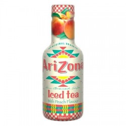 ARIZONA ICE TEA PECHE PET 50 CL X 6
