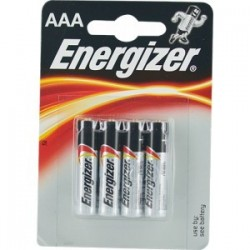 PILE ENERGIZER CLASSIC AAA/LR03 BLISTER 4 PILES