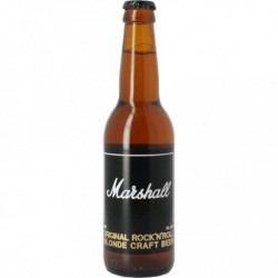 MARSHALL BOUTEILLE 6 X 33CL