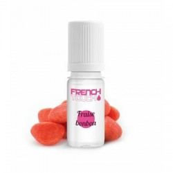 E LIQUIDE FRENCH TOUCH FRAISE 10ML
