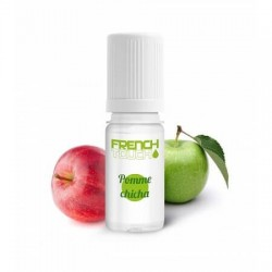 E LIQUIDE FRENCH TOUCH POMME CHICHA 16MG 10ML
