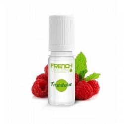 E LIQUIDE FRENCH TOUCH FRAMBOISE 10ML