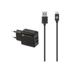 CHARGEUR + CABLE 1M POUR SAMSUNG OXIONE